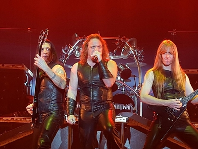 Manowar - Live Open Air
