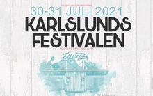 KARLSLUNDSFESTIVALEN - OBS flyttat till 2021, Fredag 30 juli - Lördag 31 juli 2021