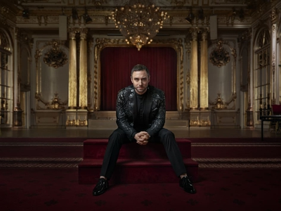 Måns Zelmerlöw  - The Grand Wonderland Show