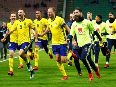 Träningslandskamp Sverige - Ryssland (Herr)