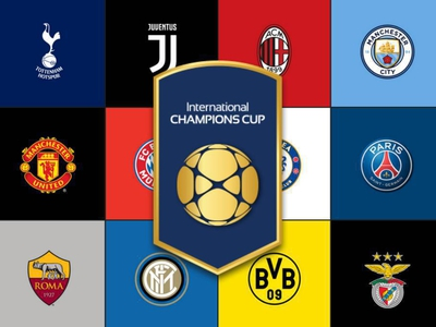 International Champions Cup - Atletico Madrid vs Juventus