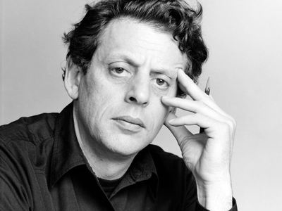 Picture of Philip Glass & Philip Glass Ensemble