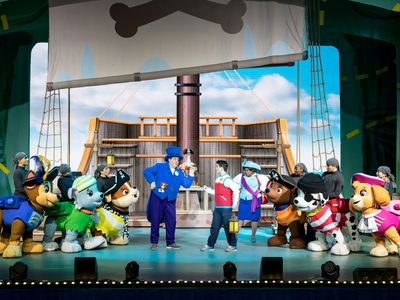 Picture of Paw Patrol Live