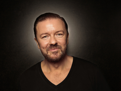 Ricky Gervais - SuperNature