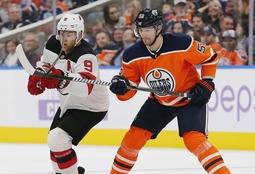 NHL - Edmonton Oilers vs. New Jersey Devils