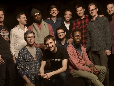 Picture of Snarky Puppy
