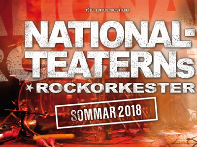 Picture of Nationalteaterns Rockorkester