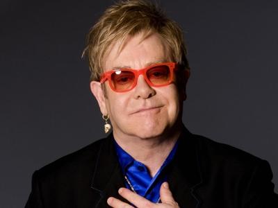 Bild av Elton John