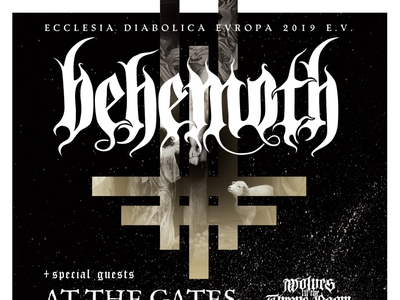 Behemoth / At The Gates