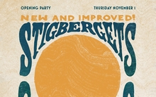 Stigbergets New and Improved Opening Party!, 1 november 2018