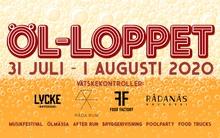 ÖL-LOPPET, Fredag 31 juli-1 augusti 2020