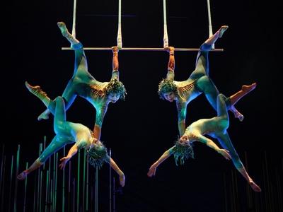 Bild av Cirque Du Soleil