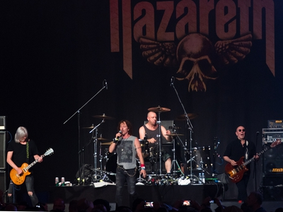 Nazareth - The 50th anniversary tour