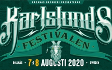 KARLSLUNDSFESTIVALEN, Fredag 7 augusti - Lördag 8 augusti 2020