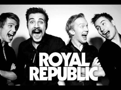 Bild av Royal Republic