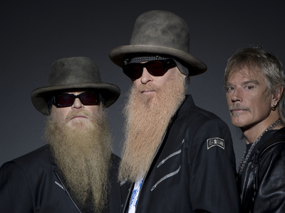 Picture of ZZ Top