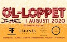 ÖL-LOPPET, 1 augusti 2020