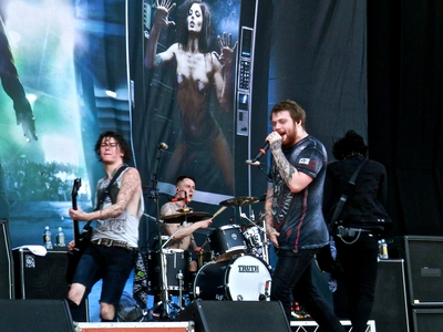 Picture of Asking Alexandria