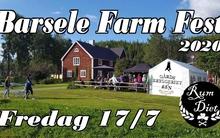 Barsele Farm Fest kl15-18:30, 17 juli 2020