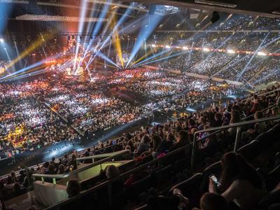 Melodifestivalen Deltävling 2 Genrep 1 2019