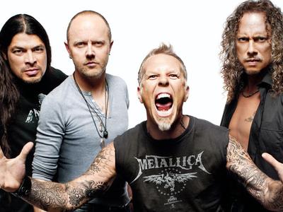 Bild av Metallica