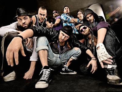 Hoffmaestro + Looptroop Rockers
