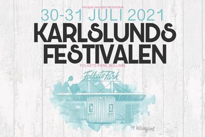 KARLSLUNDSFESTIVALEN - OBS flyttat till 2021 - INSTÄLLT