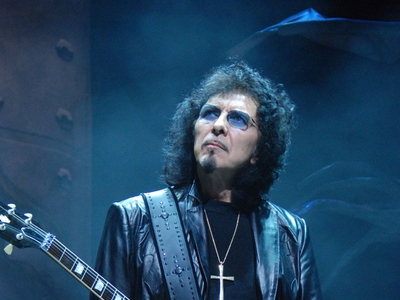 "In conversation with Tony Iommi – The life and times of the ""Iron Man""."