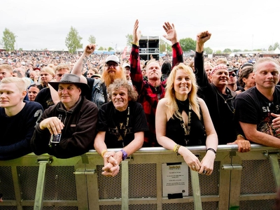 Picture of Sweden Rock Festival