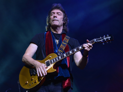 Picture of Steve Hackett