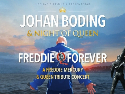 Picture of Johan Boding & Night Of Queen
