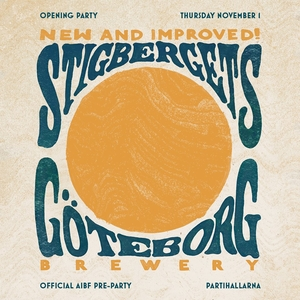 Stigbergets New and Improved Opening Party!