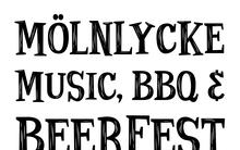 Mölnlycke Music, BBQ & Beerfest (MMBB), Fredag 16 augusti - Lördag 17 augusti 2019