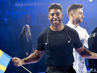 Picture of John Lundvik
