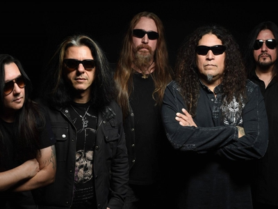 Testament + Exodus + Death Angel