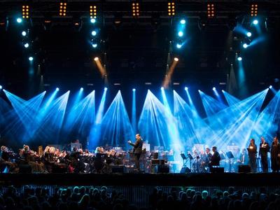 Harry Potter och de vises sten Live in Concert